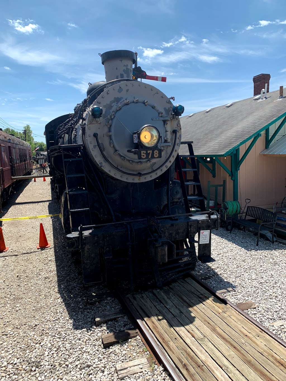 The Ohio Railway Museum - museum  | Photo 2 of 10 | Address: 990 Proprietors Rd, Worthington, OH 43085, USA | Phone: (614) 885-7345