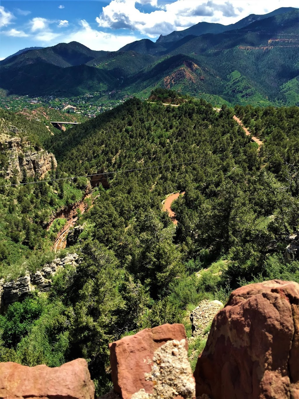 Via Ferrata Canyon - museum  | Photo 8 of 9 | Address: 100 Cave of the Winds Rd, Cascade, CO 80809, USA | Phone: (719) 685-5444
