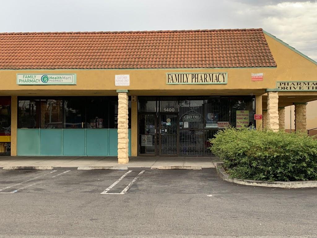 Family Pharmacy - pharmacy    Photo 6 of 6   Address: 1400 Atlantic Ave, Long Beach, CA 90813, USA   Phone: (562) 591-4417