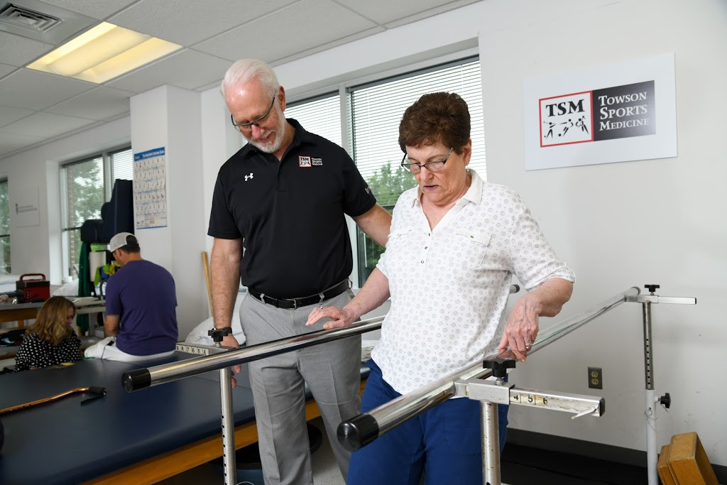 Towson Sports Medicine at Bel Air - Physical Therapy Center - physiotherapist    Photo 6 of 10   Address: 5-N Bel Air S Pkwy Suite 1421, Bel Air, MD 21015, USA   Phone: (410) 569-8587