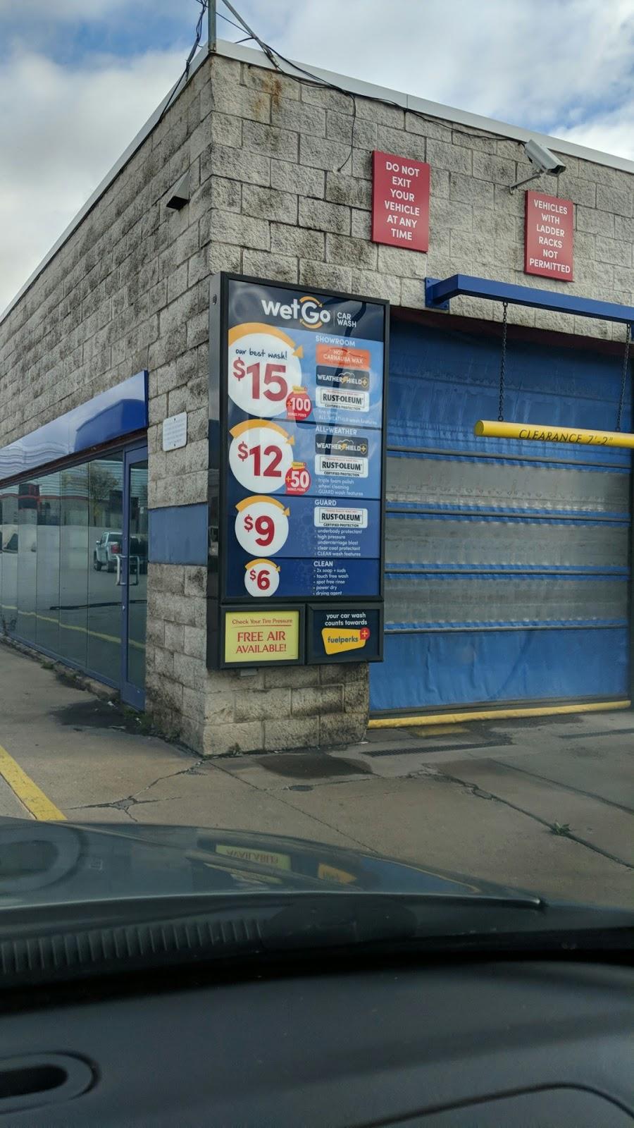 GetGo Gas Station & WetGo Car Wash - gas station    Photo 10 of 10   Address: 1001 Lebanon Rd, West Mifflin, PA 15122, USA   Phone: (412) 461-2114