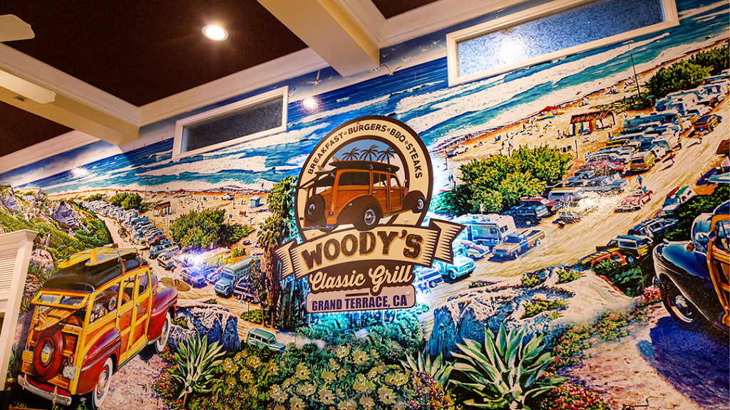 Woodys Classic Grill - restaurant  | Photo 4 of 10 | Address: 22400 Barton Rd Suite #1, Grand Terrace, CA 92313, USA | Phone: (909) 422-1100