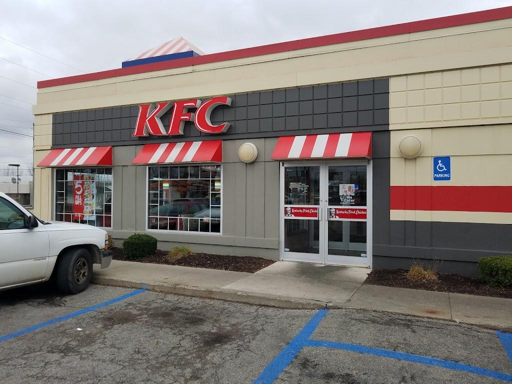 KFC - restaurant  | Photo 1 of 10 | Address: 640 N Main St, Bluffton, IN 46714, USA | Phone: (260) 824-9367