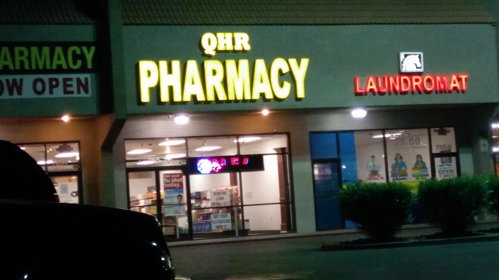QHR Pharmacy - pharmacy    Photo 1 of 5   Address: 765 N Nellis Blvd #7, Las Vegas, NV 89110, USA   Phone: (702) 331-6388