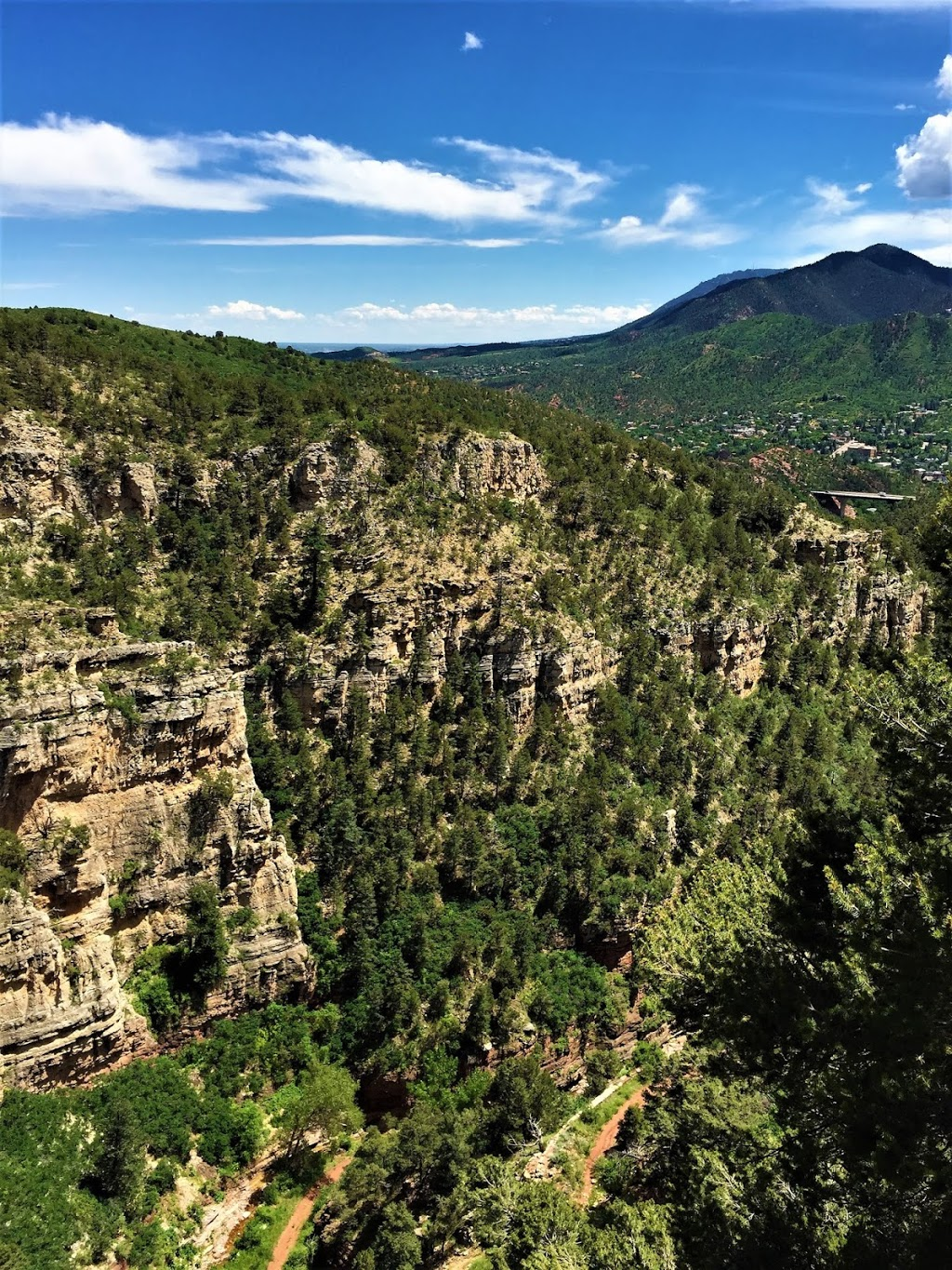 Via Ferrata Canyon - museum  | Photo 1 of 9 | Address: 100 Cave of the Winds Rd, Cascade, CO 80809, USA | Phone: (719) 685-5444
