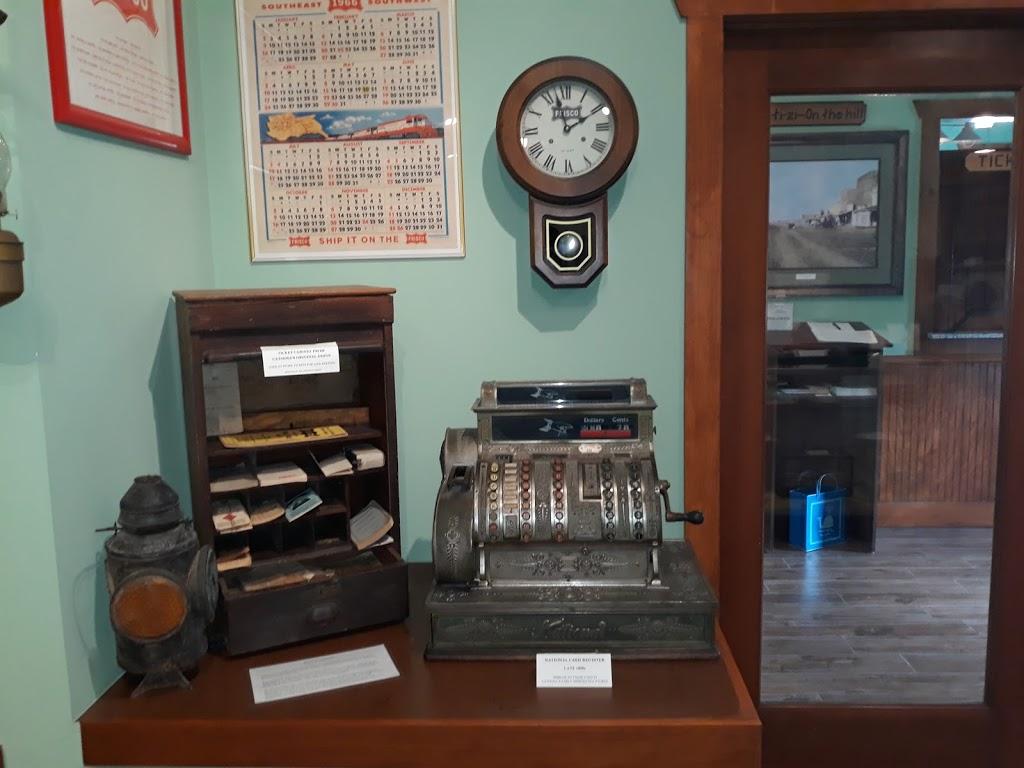 Catoosa Historical Museum - museum  | Photo 6 of 10 | Address: 217 S Cherokee St #201, Catoosa, OK 74015, USA | Phone: (918) 266-3296