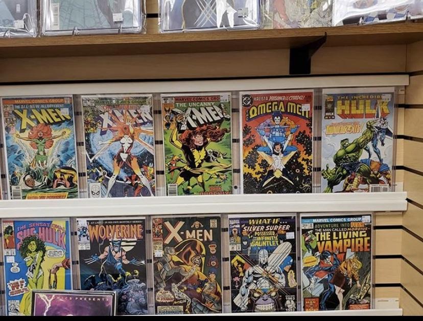 Back2Back Comics @ Cobb Antique Mall - book store  | Photo 6 of 10 | Address: 2800 Canton Road Vendor 034, Marietta, GA 30066, USA | Phone: (770) 364-2376