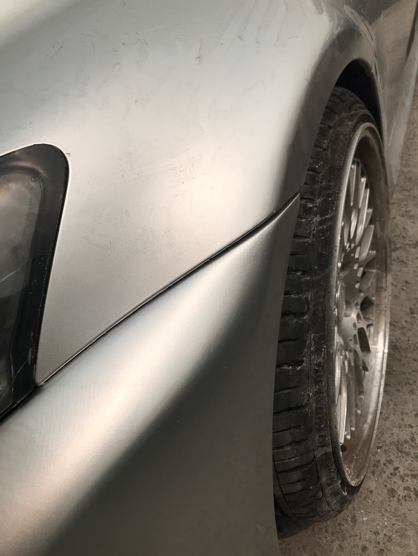 HNC Bodyworks - car repair    Photo 5 of 10   Address: 13902 West St #D, Garden Grove, CA 92843, USA   Phone: (657) 233-1462
