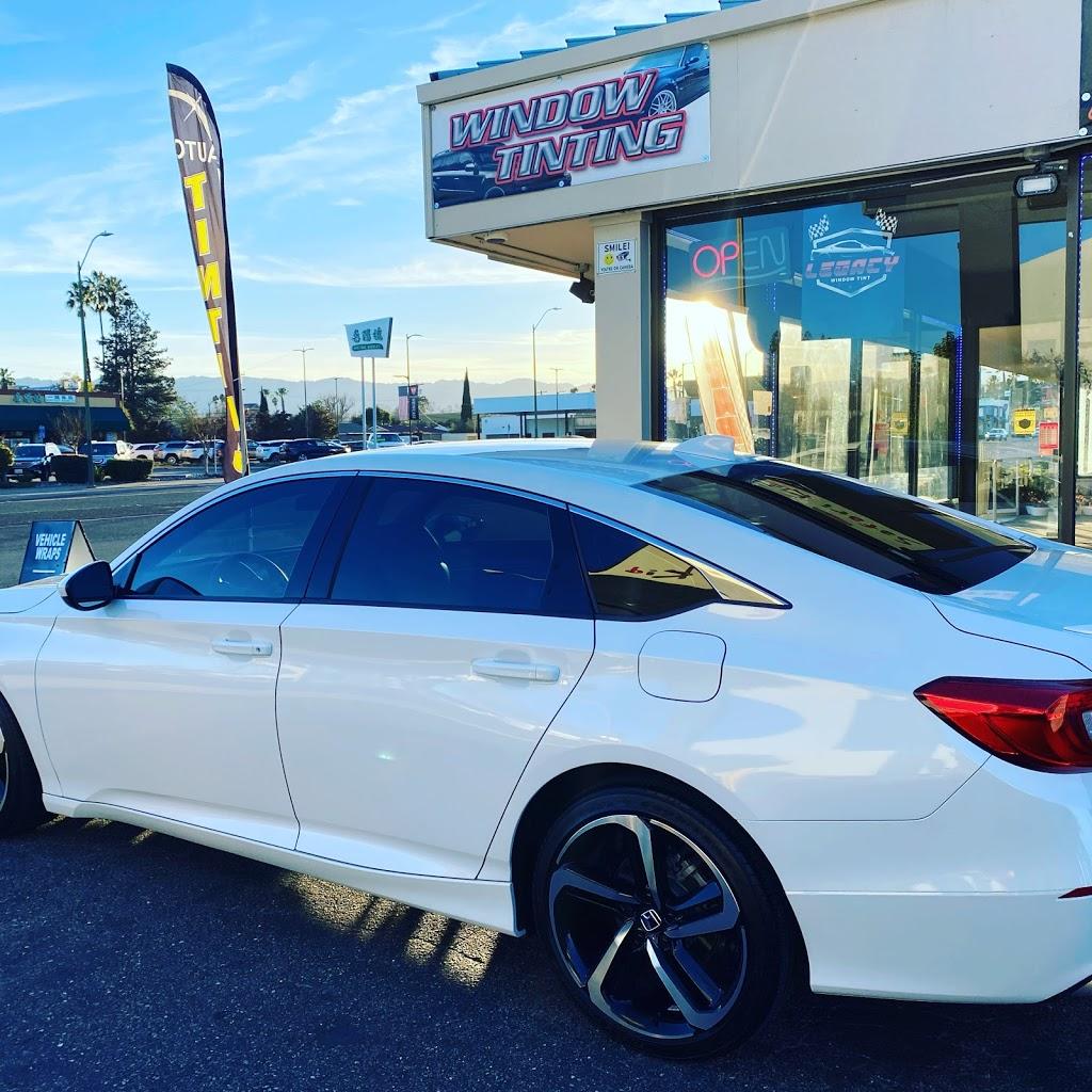Legacy window tint and audio - car repair  | Photo 5 of 10 | Address: 4975 Stevens Creek Blvd, Santa Clara, CA 95051, USA | Phone: (408) 216-9339