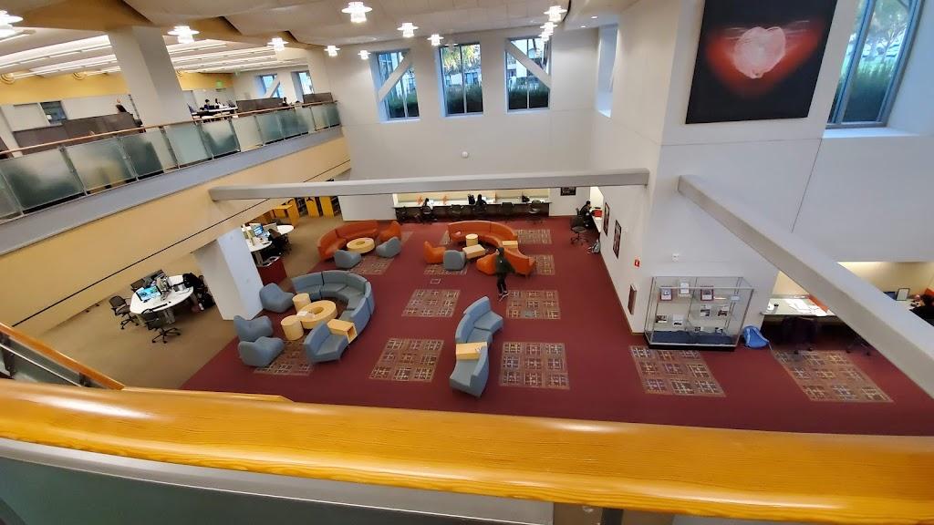 Santa Clara University Library - library    Photo 10 of 10   Address: 500 El Camino Real, Santa Clara, CA 95050, USA   Phone: (408) 554-5020