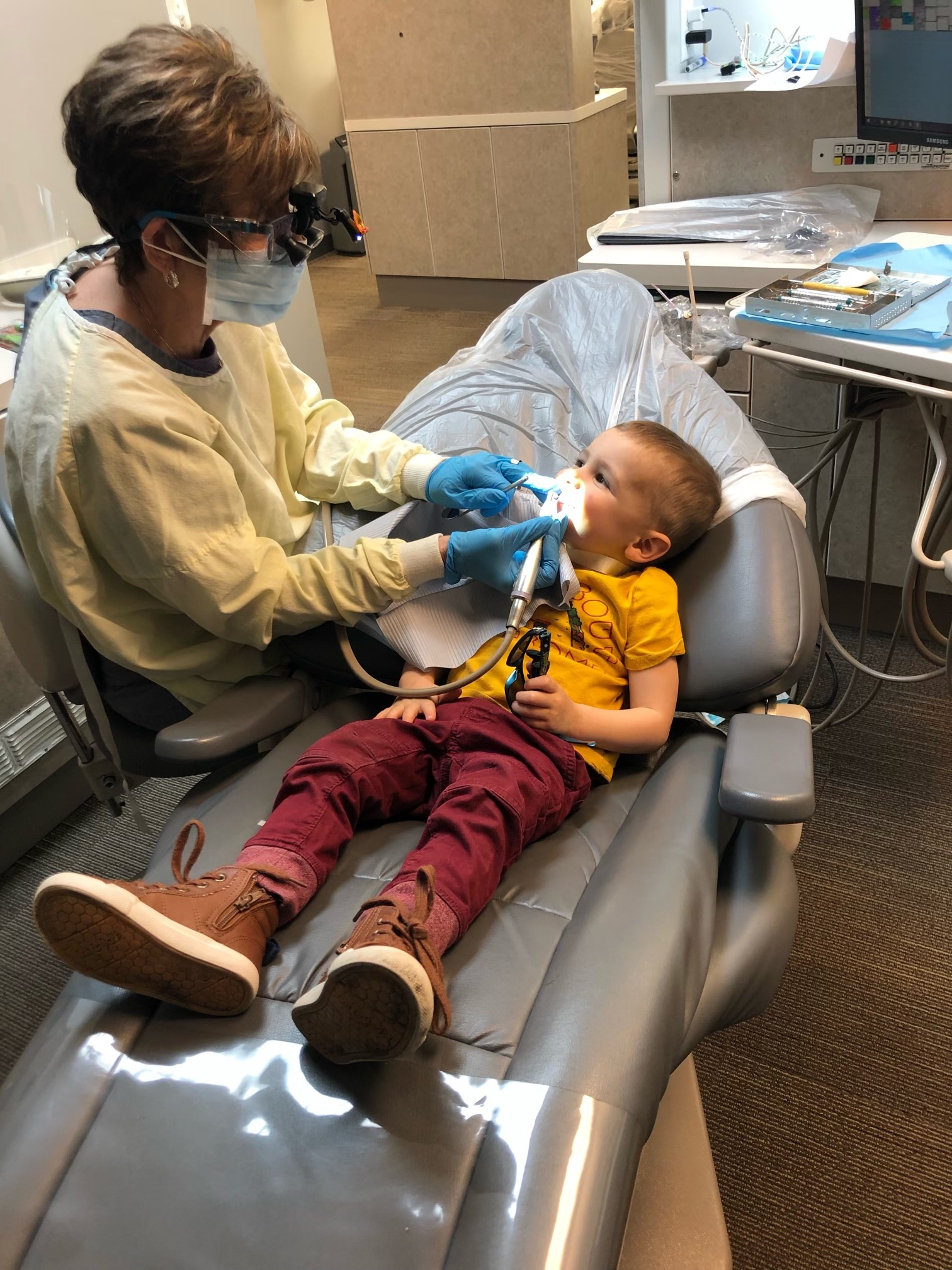 North Creek Dental Care - dentist  | Photo 6 of 6 | Address: 18425 W Creek Dr, Tinley Park, IL 60477, USA | Phone: (708) 532-4131