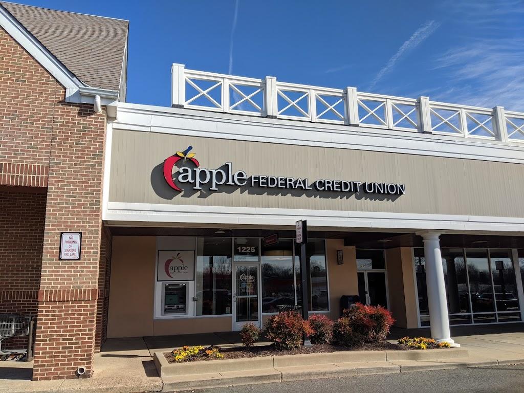 Apple Federal Credit Union - atm    Photo 10 of 10   Address: 1226 W Broad St, Falls Church, VA 22046, USA   Phone: (703) 788-4800