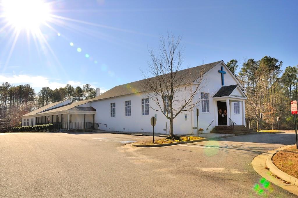 Rising Mt Zion Baptist Church - church  | Photo 6 of 6 | Address: 3857 Rising Mt Zion Rd, Sandston, VA 23150, USA | Phone: (804) 737-6471