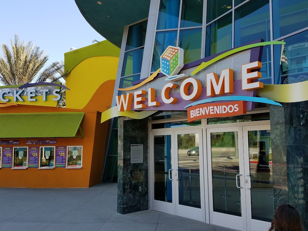 Discovery Cube Orange County - museum  | Photo 9 of 10 | Address: 2500 N Main St, Santa Ana, CA 92705, USA | Phone: (714) 542-2823