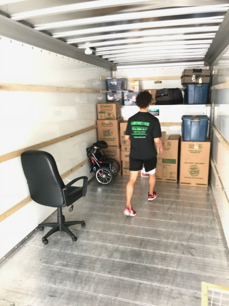 Island Express Movers - moving company    Photo 4 of 10   Address: 1134 Bergenia Dr, Reynoldsburg, OH 43068, USA   Phone: (614) 599-3627