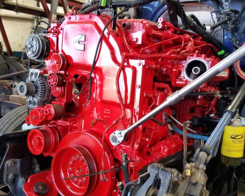 Saucedos Truck Repair - car repair  | Photo 1 of 10 | Address: 700 Peyton Rd building A, El Paso, TX 79928, USA | Phone: (915) 315-9624