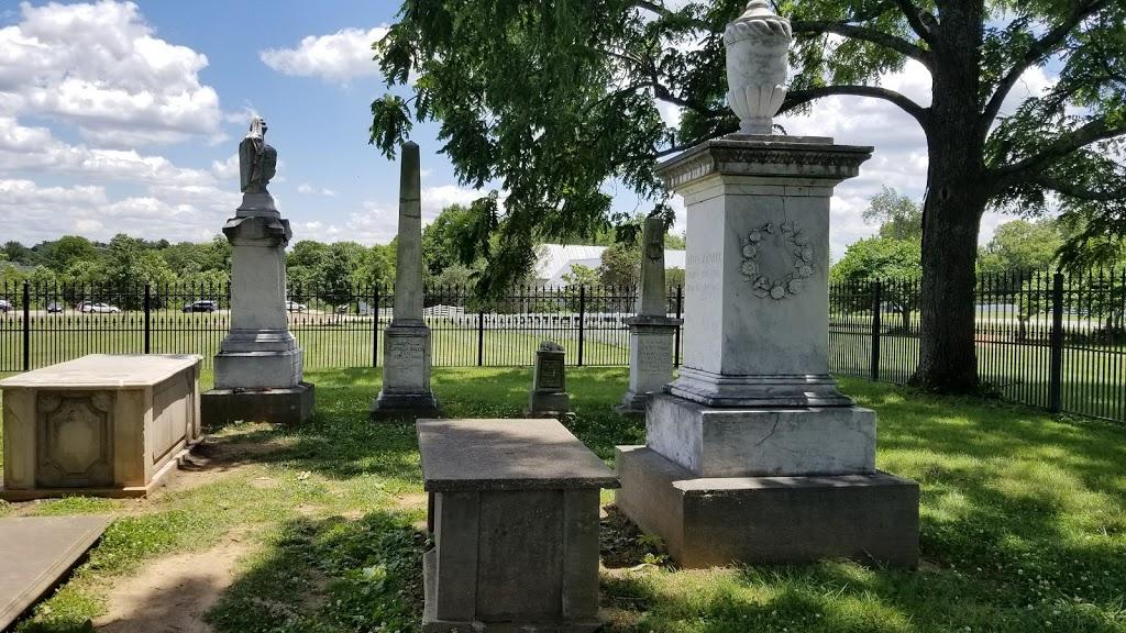 Carnton - cemetery    Photo 4 of 10   Address: 1345 Eastern Flank Cir, Franklin, TN 37064, USA   Phone: (615) 794-0903