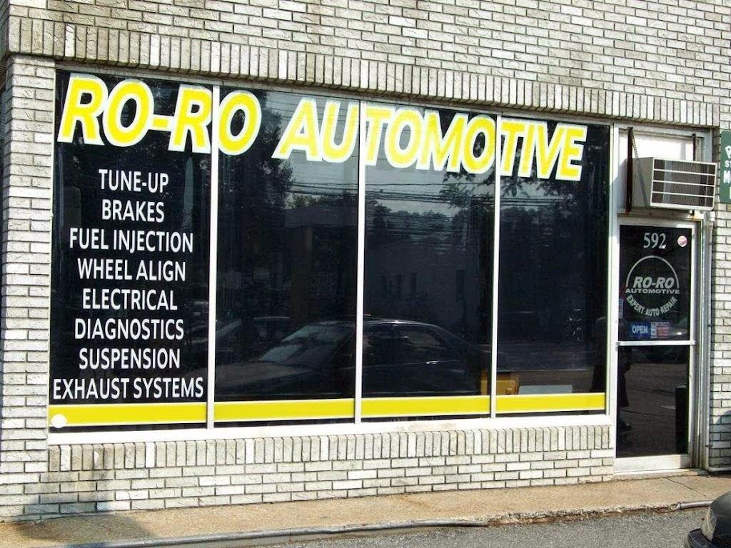 Ro-Ro Automotive Corp. - car repair    Photo 4 of 5   Address: 592 N Broadway, White Plains, NY 10603, USA   Phone: (914) 686-7676