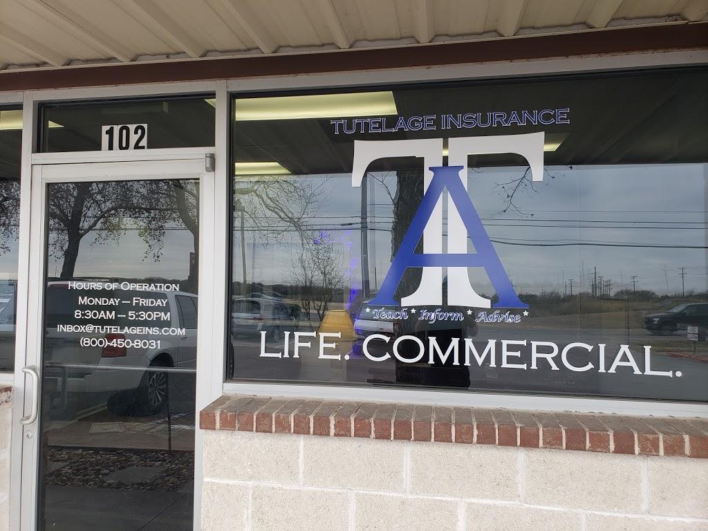 Tutelage Insurance Agency - insurance agency  | Photo 5 of 5 | Address: 2405 S Hwy 183 #102, Leander, TX 78641, USA | Phone: (800) 450-8031
