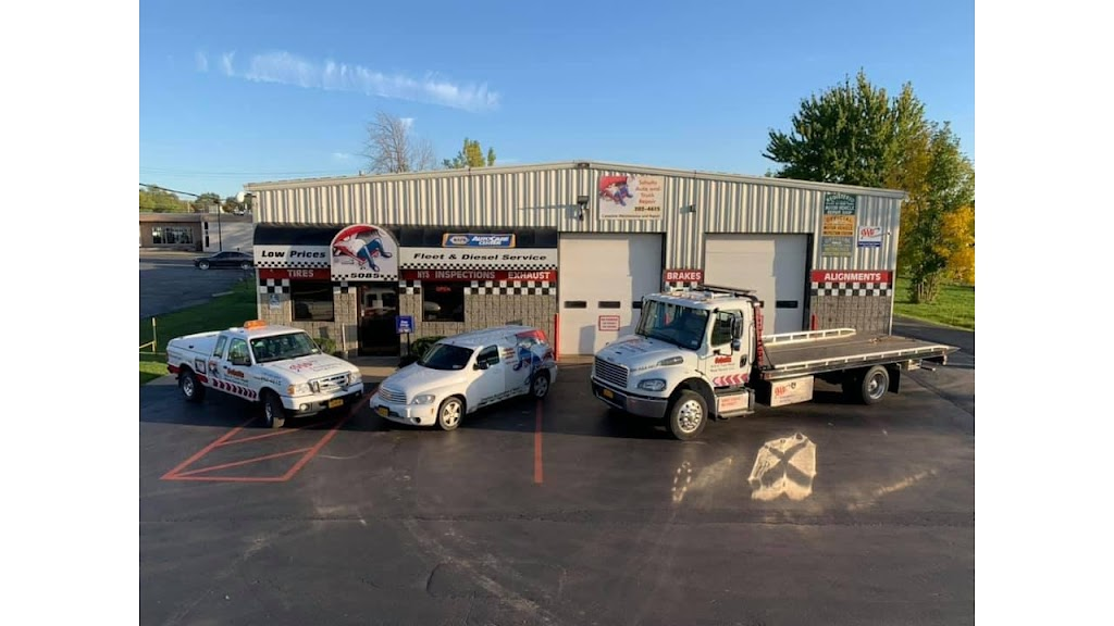 Schultz Auto, Truck Repair, Road Service and Towing - car repair  | Photo 1 of 1 | Address: 5505 Southwestern Blvd, Hamburg, NY 14075, USA | Phone: (716) 312-4711