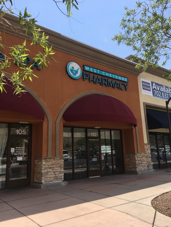 West Cheyenne Pharmacy - pharmacy    Photo 3 of 8   Address: 3350 Novat St suite 110, Las Vegas, NV 89129, USA   Phone: (702) 395-3004