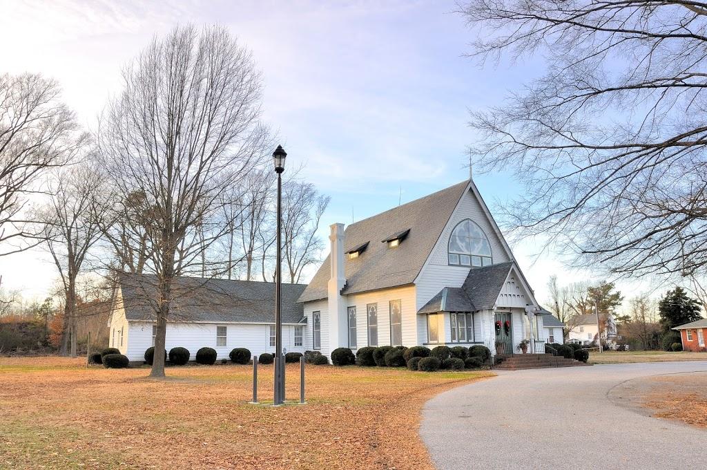 Berea Christian Church - church  | Photo 8 of 10 | Address: 4109 Driver Ln, Suffolk, VA 23435, USA | Phone: (757) 538-8872