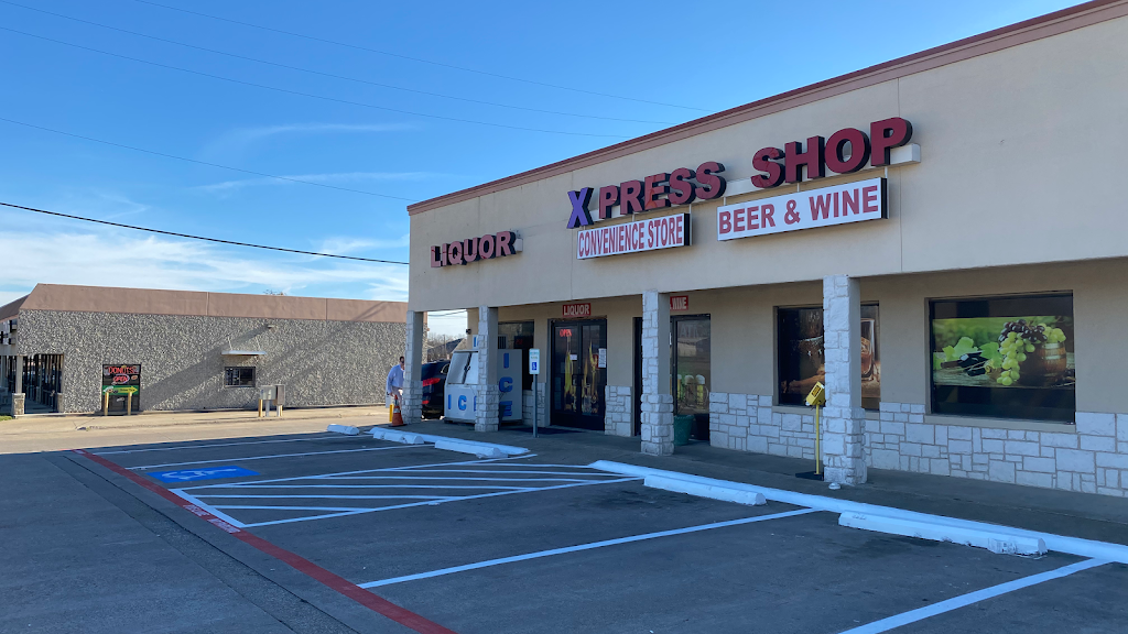 Xpress Liquor - store  | Photo 1 of 10 | Address: 5630 TX-78, Sachse, TX 75048, USA | Phone: (214) 975-3930