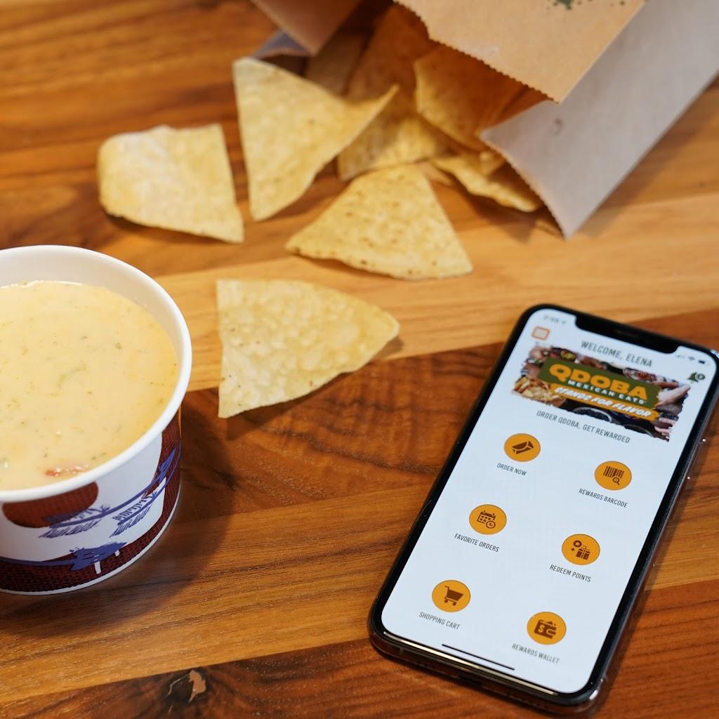 QDOBA Mexican Eats - restaurant  | Photo 10 of 10 | Address: 8286 Northfield Blvd Suite 1510, Denver, CO 80238, USA | Phone: (303) 286-7337