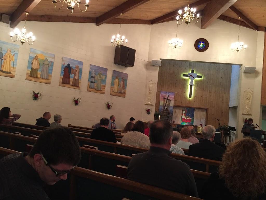 Bullittsville Christian Church - church    Photo 2 of 6   Address: 3094 Petersburg Rd, Burlington, KY 41005, USA   Phone: (859) 689-7215