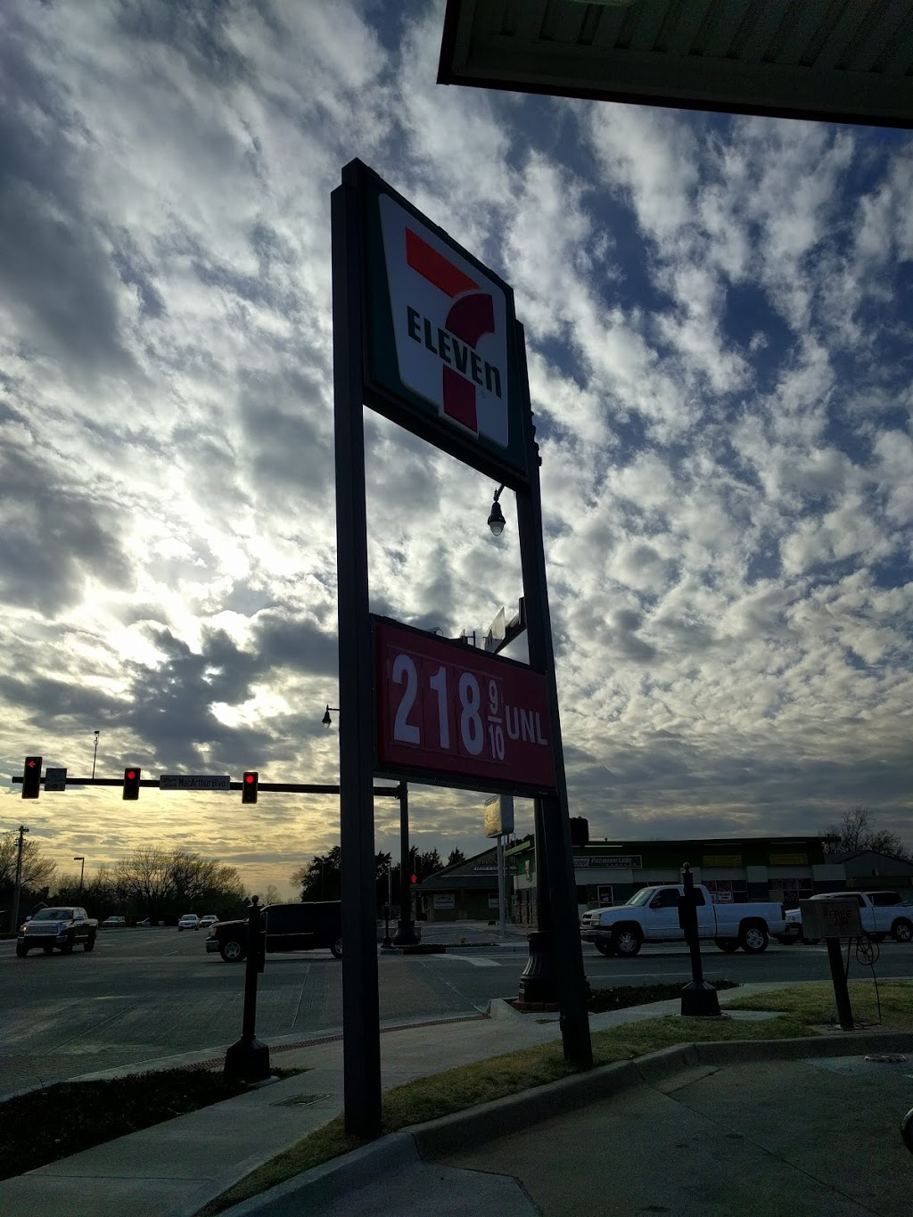 7-Eleven - convenience store  | Photo 8 of 9 | Address: 5100 N MacArthur Blvd, Warr Acres, OK 73122, USA | Phone: (405) 787-5923