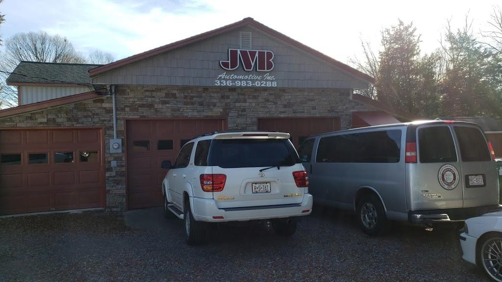 JVB Automotive - car repair  | Photo 2 of 2 | Address: 139 Westview Dr, King, NC 27021, USA | Phone: (336) 983-0288