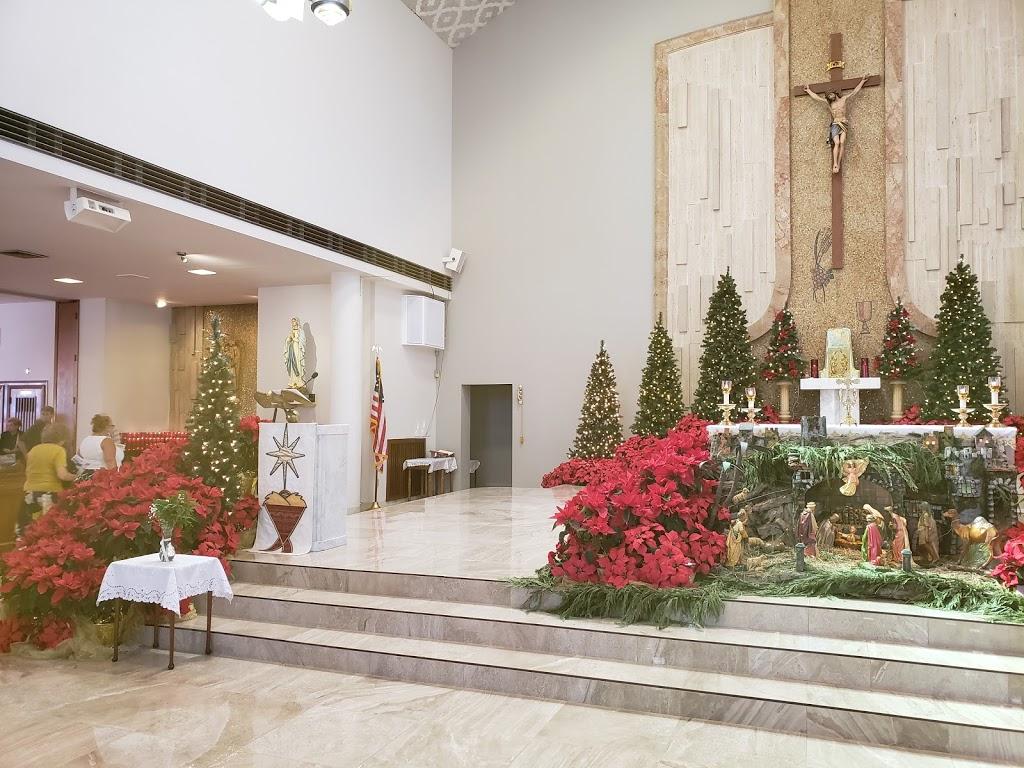 St John Vianney Catholic Church - church  | Photo 2 of 10 | Address: 445 82nd Ave, St Pete Beach, FL 33706, USA | Phone: (727) 360-1147