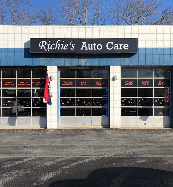 Richies Auto Care - car repair  | Photo 2 of 7 | Address: 831 Washington St, Hanover, MA 02339, USA | Phone: (781) 384-0425