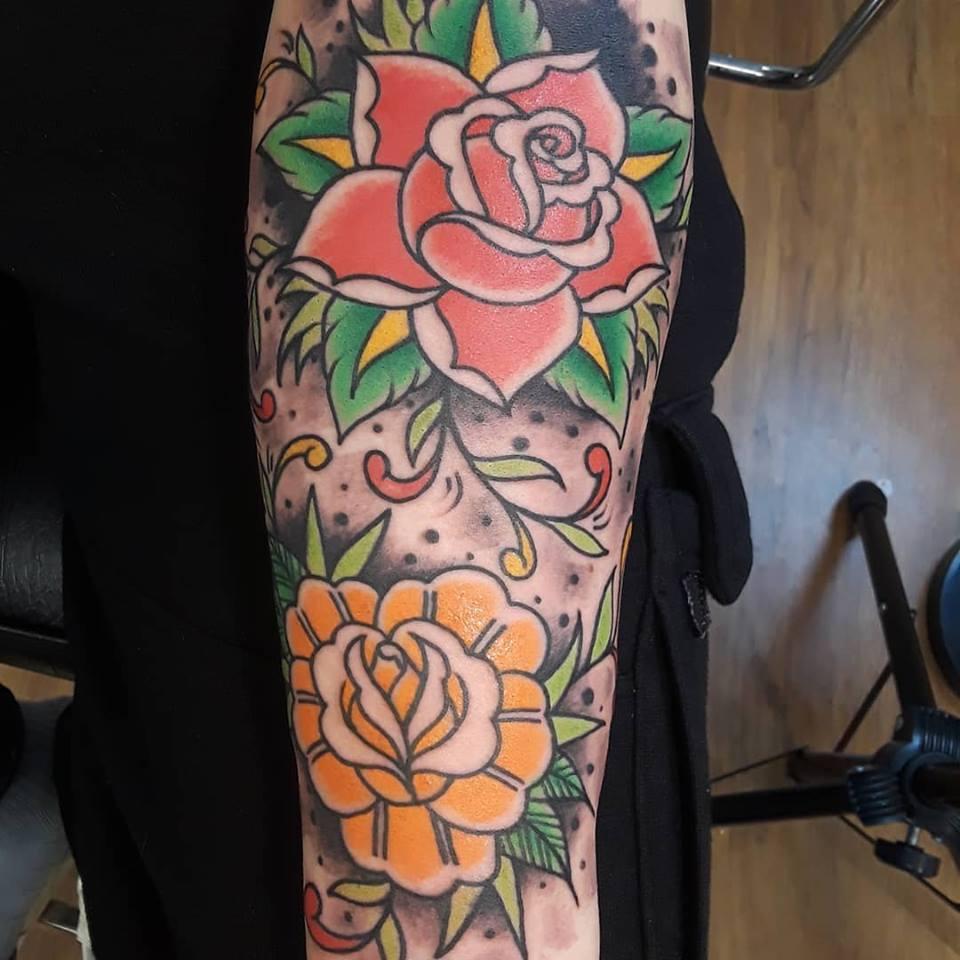Wayne Kendrick Tattoo - store  | Photo 5 of 10 | Address: 1245 W Clemmonsville Rd, Winston-Salem, NC 27127, USA | Phone: (336) 682-3133