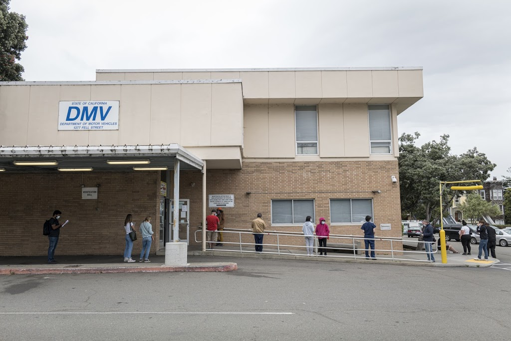 San Francisco DMV - local government office    Photo 4 of 10   Address: 1377 Fell St, San Francisco, CA 94117, USA   Phone: (800) 777-0133
