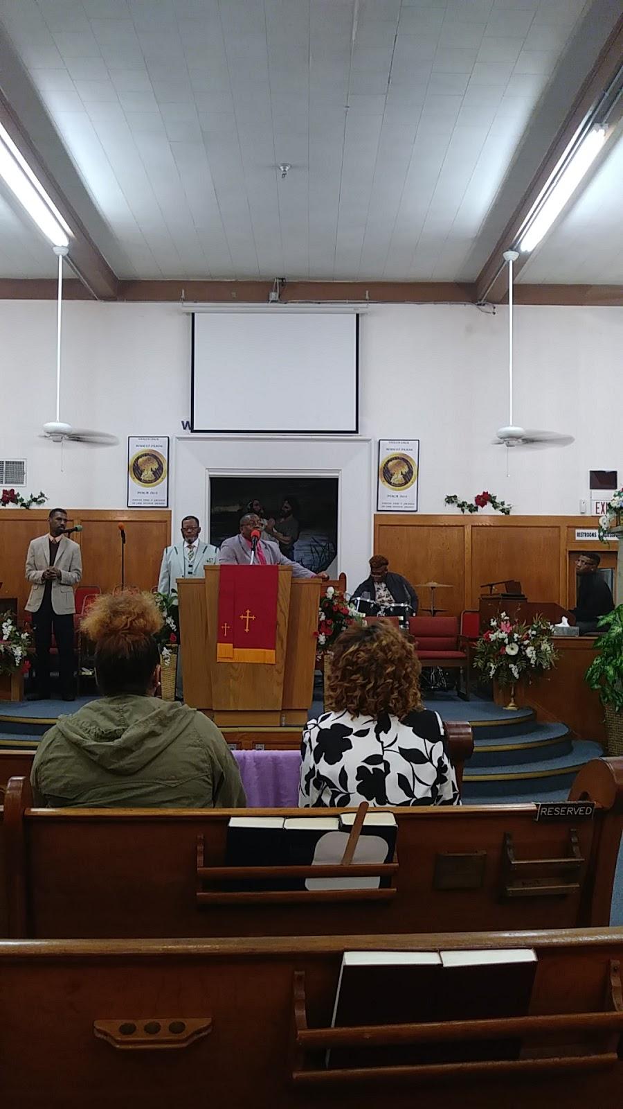 Shiloh Church of God in Christ - church  | Photo 3 of 4 | Address: 1707 Harrison St, Melissa, TX 75454, USA | Phone: (972) 838-9377