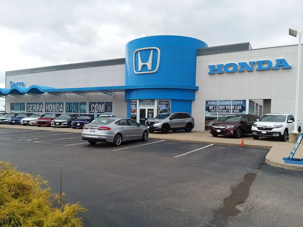 Serra Honda OFallon - car dealer  | Photo 5 of 10 | Address: 1268 Central Park Dr, OFallon, IL 62269, USA | Phone: (618) 622-0588