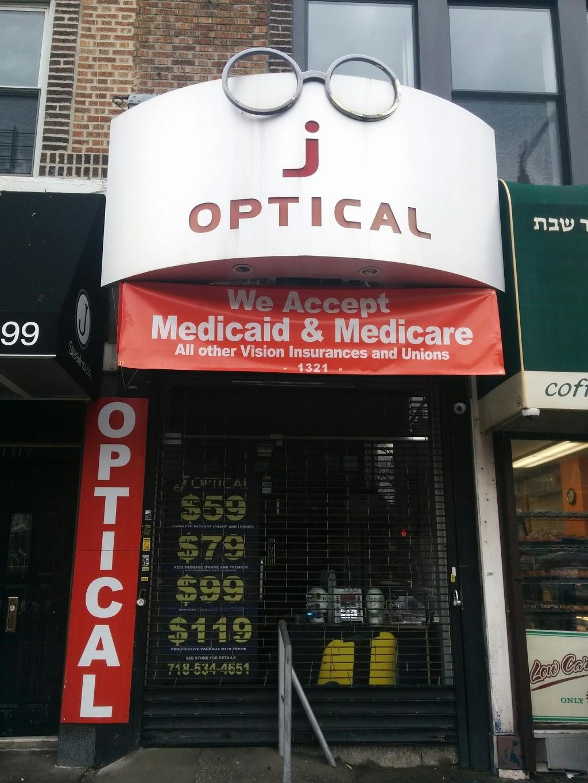 J Optical - health    Photo 3 of 5   Address: 1321 Avenue J, Brooklyn, NY 11230, USA   Phone: (718) 534-4651