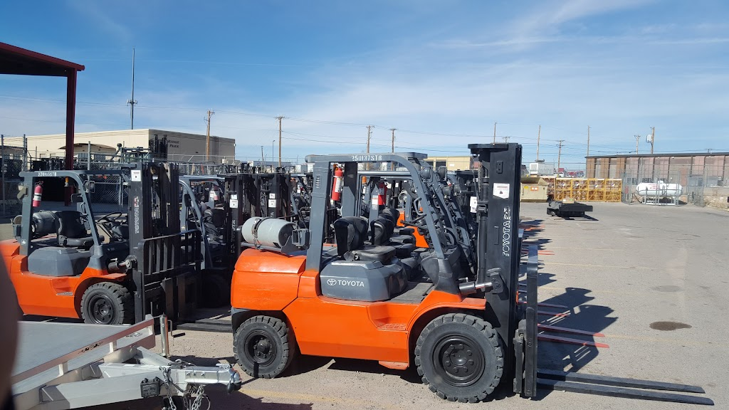 Toyota Lift of South Texas - store    Photo 2 of 2   Address: 12305 Rojas Dr, El Paso, TX 79928, USA   Phone: (915) 860-8060