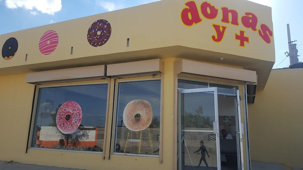 Donas Y + - cafe  | Photo 1 of 10 | Address: a, Toma de Casas Grandes 4926, km 29, Cd Juárez, Chih., Mexico | Phone: 656 630 4451