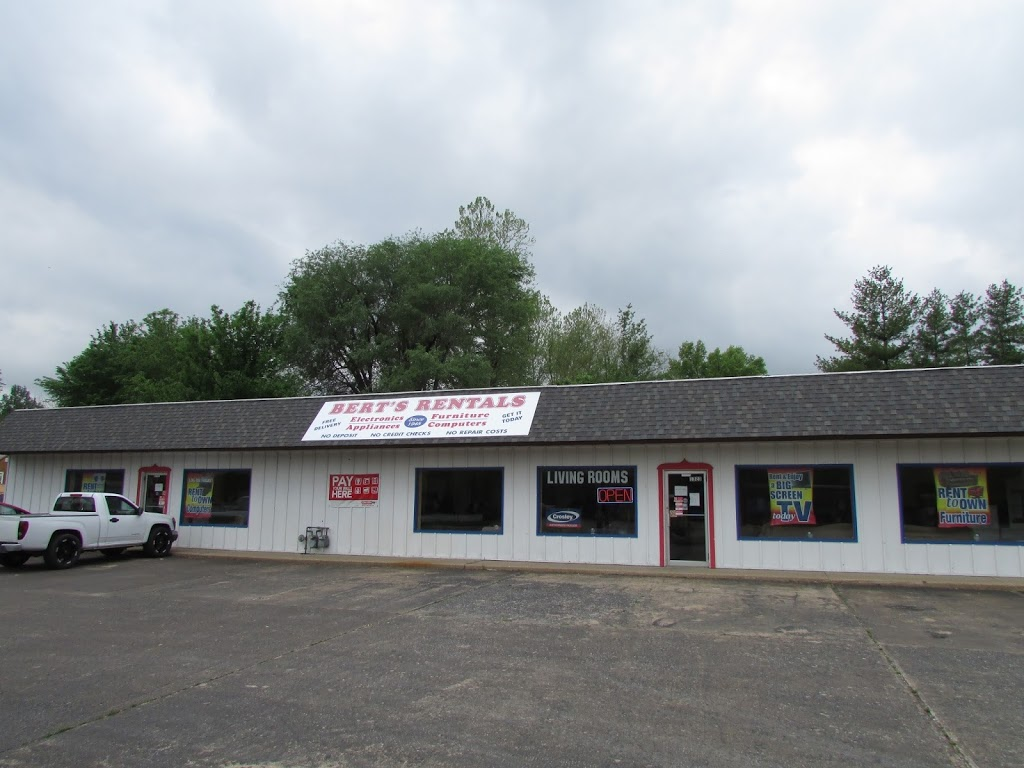 Bert Rentals & Sales, Inc. (Swansea) - furniture store  | Photo 5 of 10 | Address: 1323 N Illinois St, Belleville, IL 62226, USA | Phone: (618) 277-4200