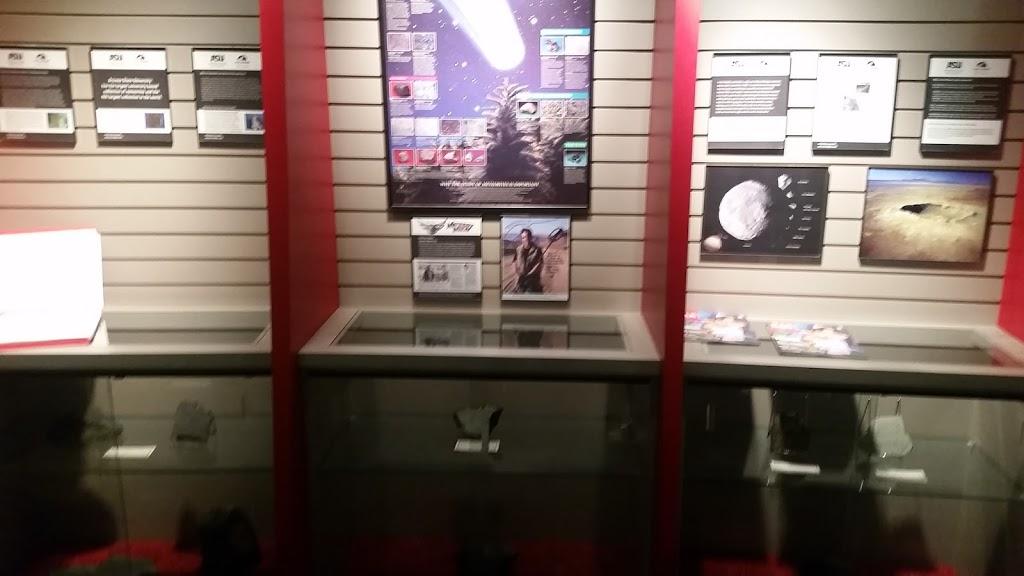 Arizona Challenger Space Center - museum    Photo 8 of 10   Address: 17835 N 44th St, Phoenix, AZ 85032, USA   Phone: (623) 322-2001