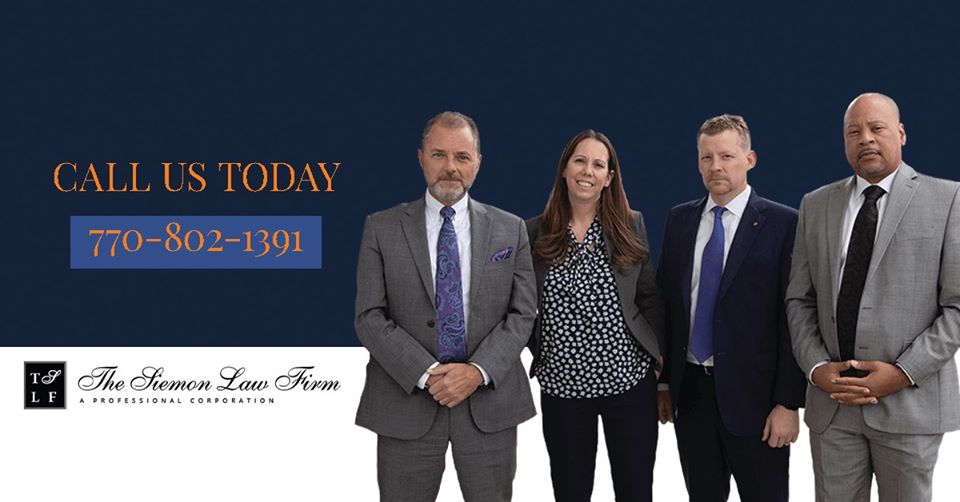 The Siemon Law Firm - lawyer    Photo 4 of 4   Address: 3400 Peachtree Rd NE Suite 555, Atlanta, GA 30326, United States   Phone: (770) 888-5078