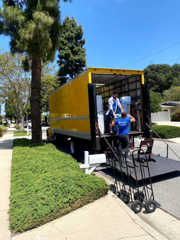 ProUnion Moving Company - moving company  | Photo 3 of 10 | Address: 6605 Hollywood Blvd UNIT 207, Los Angeles, CA 90028, USA | Phone: (747) 400-9616