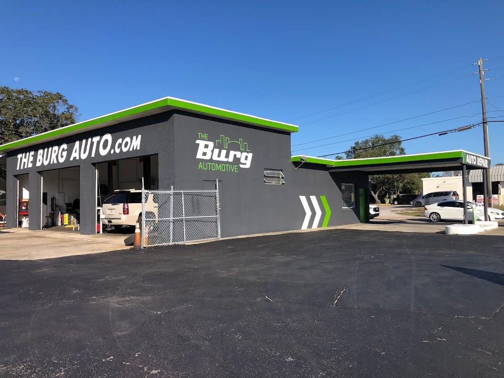 The Burg Automotive - car repair  | Photo 2 of 10 | Address: 4590 49th St N, St. Petersburg, FL 33709, USA | Phone: (727) 527-9622