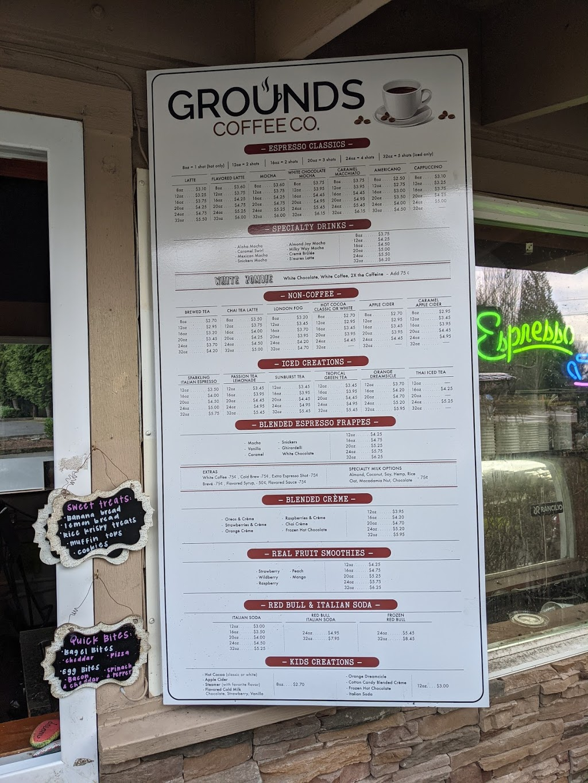 Grounds Coffee Co - cafe  | Photo 7 of 10 | Address: 11601 Harbour Pointe Blvd, Mukilteo, WA 98275, USA | Phone: (425) 290-1643