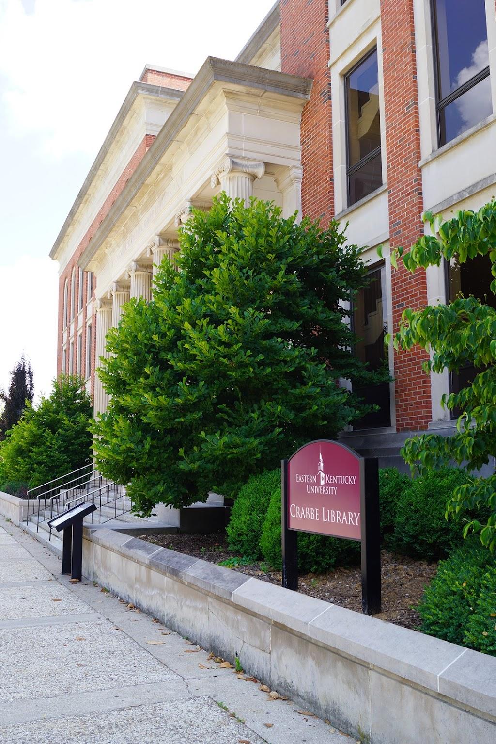 Eastern Kentucky University Libraries - library  | Photo 10 of 10 | Address: 583 University Dr, Richmond, KY 40475, USA | Phone: (859) 622-1790