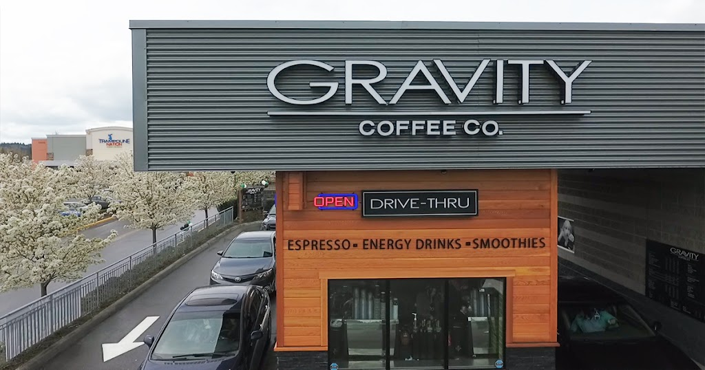 Gravity Coffee - Federal Way South - cafe  | Photo 1 of 10 | Address: 35007 Enchanted Pkwy S, Federal Way, WA 98003, USA | Phone: (253) 447-8740