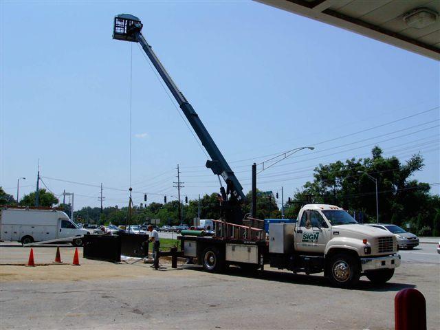 Louisville Sign Company, Inc. - store  | Photo 1 of 2 | Address: 270 Ranch Rd, Mt Washington, KY 40047, USA | Phone: (502) 957-2161