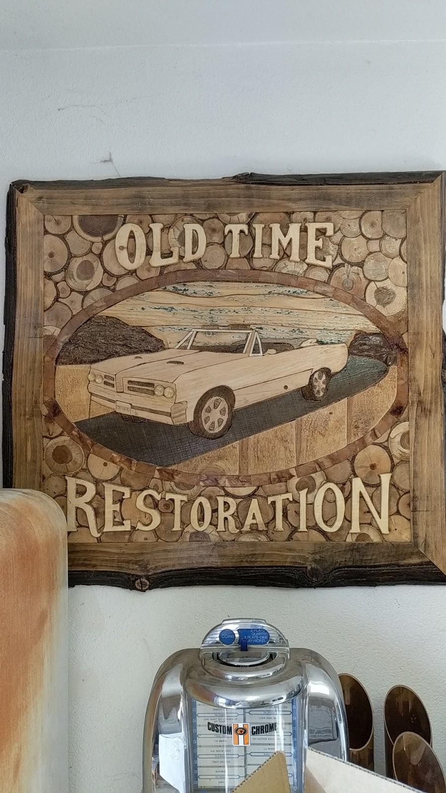 Old Time Restoration - car repair    Photo 4 of 4   Address: 3129 Swetzer Rd # F, Loomis, CA 95650, USA   Phone: (916) 303-0116